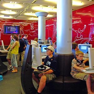 Интернет-кафе Месягутово