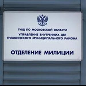 Отделения полиции Месягутово