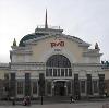 Железнодорожные вокзалы в Месягутово