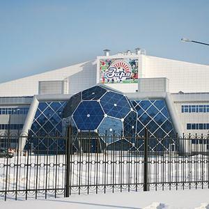 Спортивные комплексы Месягутово