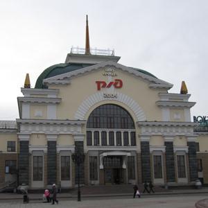 Железнодорожные вокзалы Месягутово