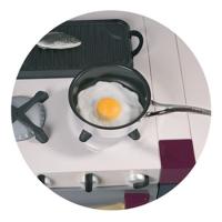 Кафе-пиццерия Встреча - иконка «кухня» в Месягутово
